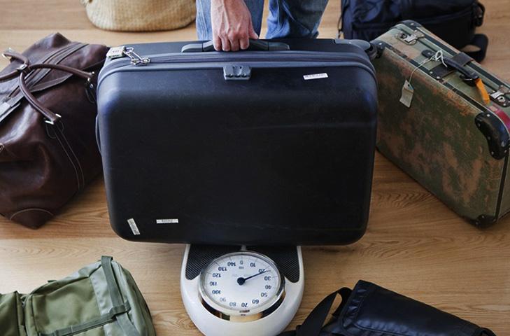 Багаж перед путешествием