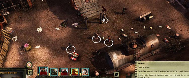 В игре Wasteland 2