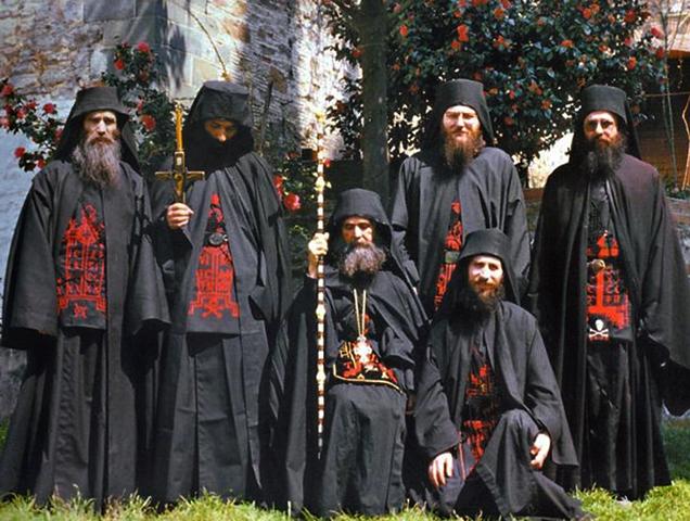 Православные старцы