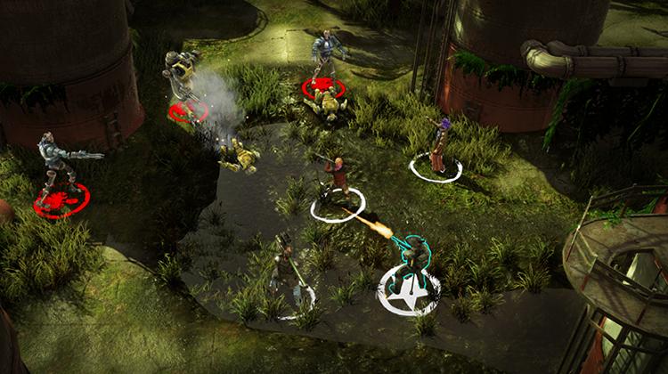 Ролевая игра Wasteland 2