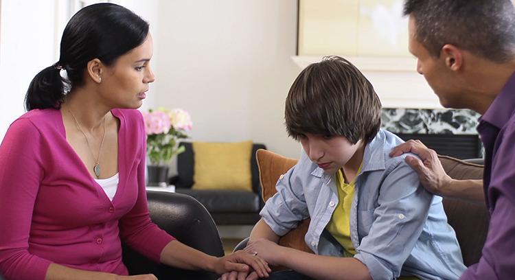 Родители и проблемный подросток