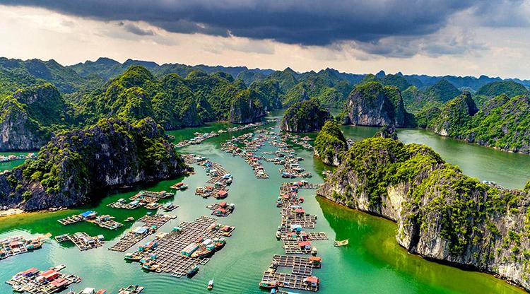 Красота Вьетнама