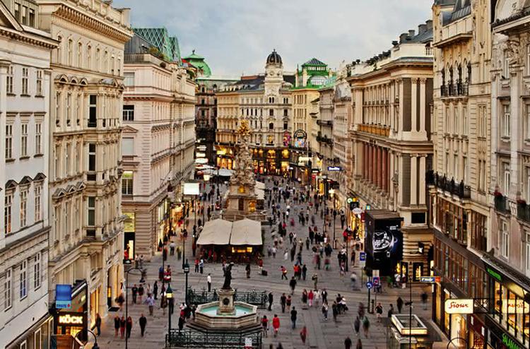 Люди в Вене