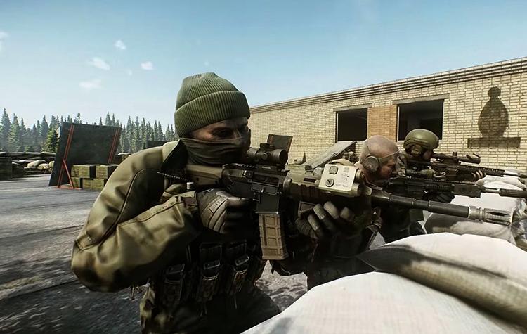 Персонажи в игре Escape from Tarkov