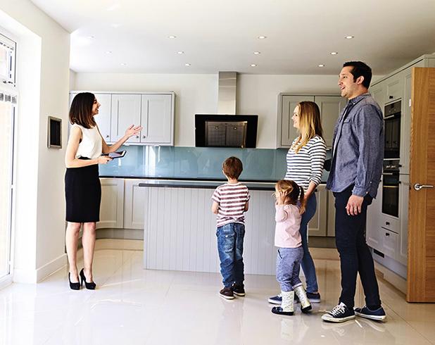 Показ квартиры перед продажей