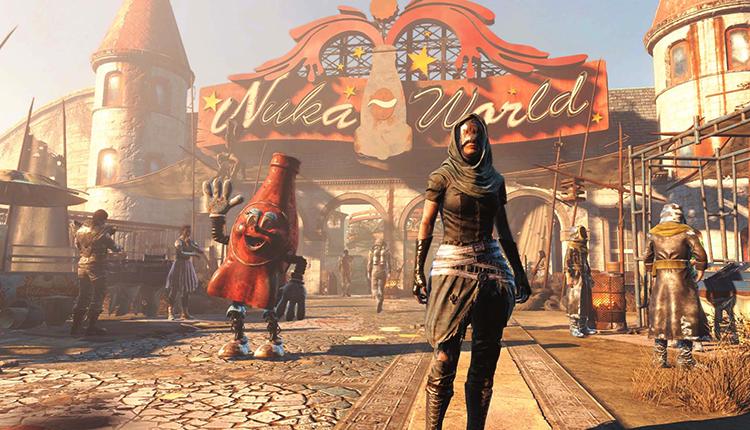 Поселение в Fallout 4