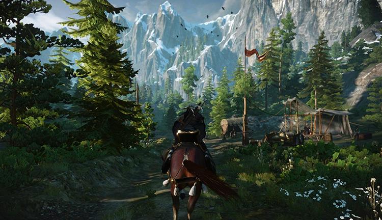 Прохождение игры Ведьмак 3