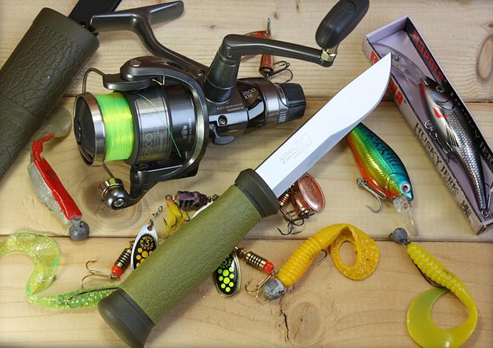 Вещи для рыбалки