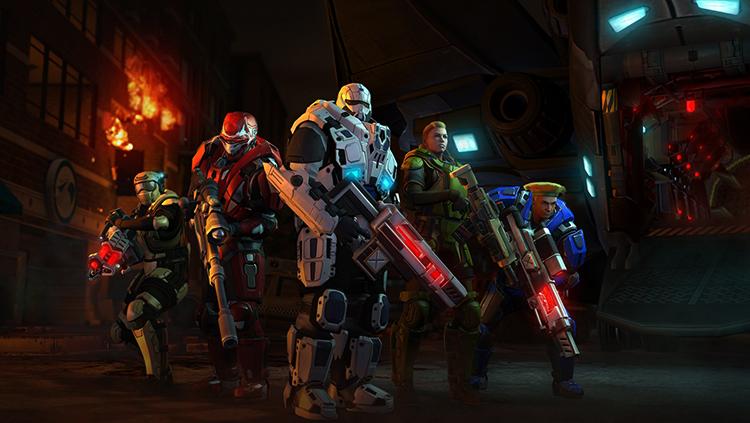 Солдаты в игре XCOM 2