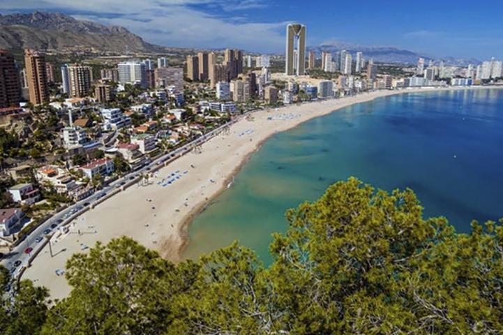 Курортная Испания