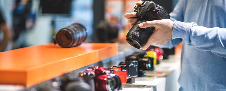 Выбор зеркального фотоаппарата