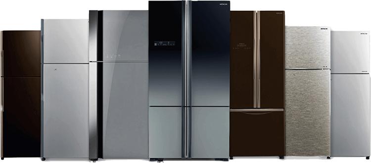 Разные холодильники