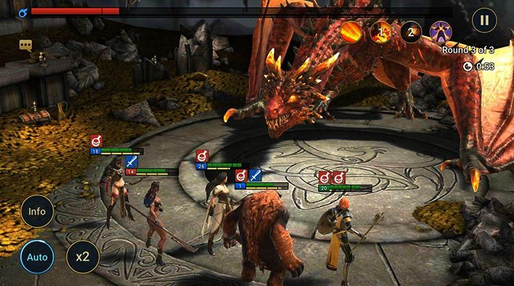 В игре RAID: Shadow Legends