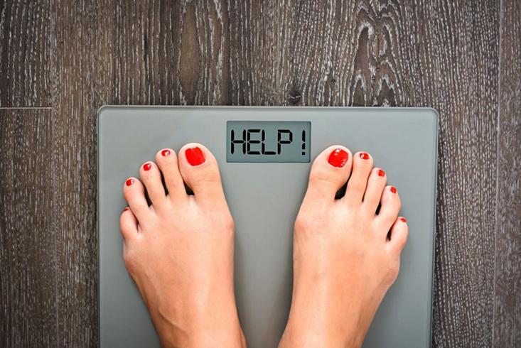 Стояние на весах