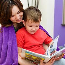 Советы родителям как приучить ребенка к чтению