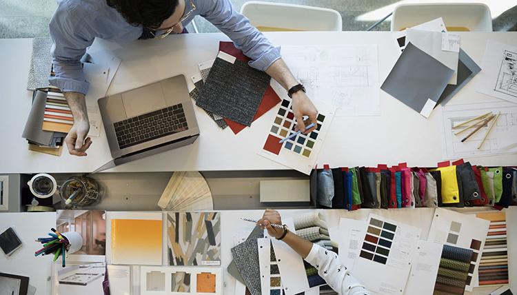 Работы по дизайну интерьера