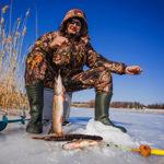 Важные советы для зимней рыбалки
