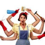 Самые полезные советы для женщин по хозяйству