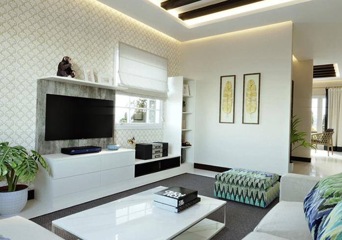 Квартира с красивым интерьером