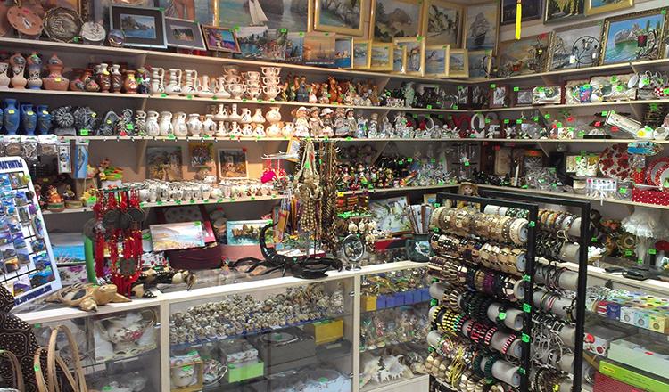 Магазин сувениров Петрозаводска