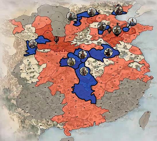 Глобальная карта