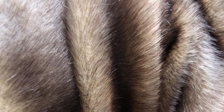 Мех мутоновой шубы