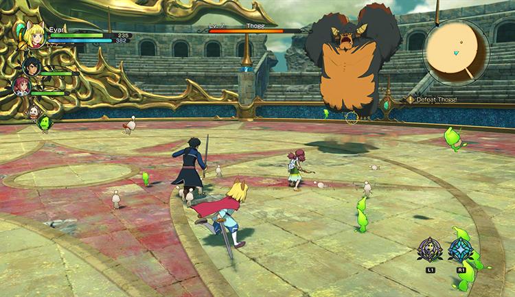 Прохождение игры Ni no Kuni II