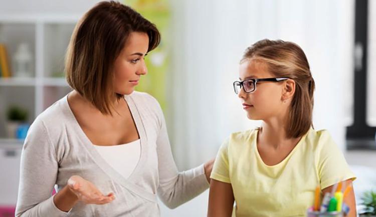 Разговор с матерью-тираном