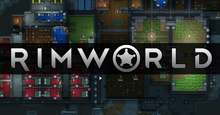 Игра RimWorld