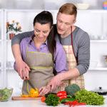 Как полюбить готовить еду?