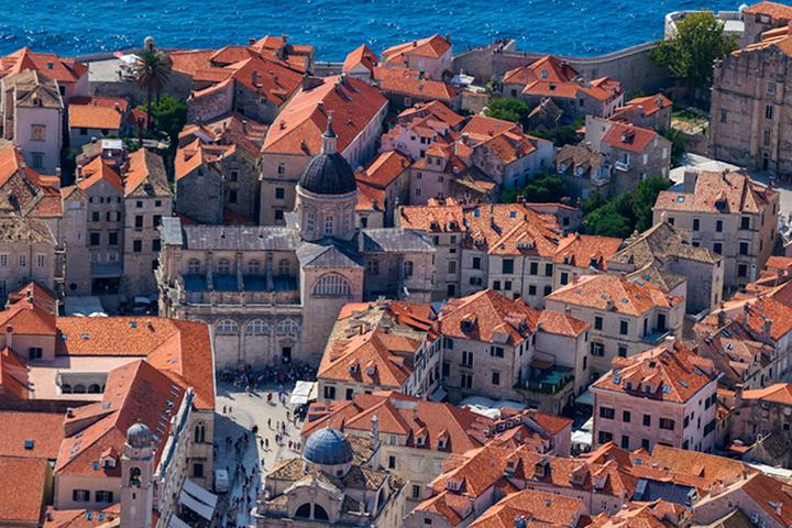 Город в Хорватии