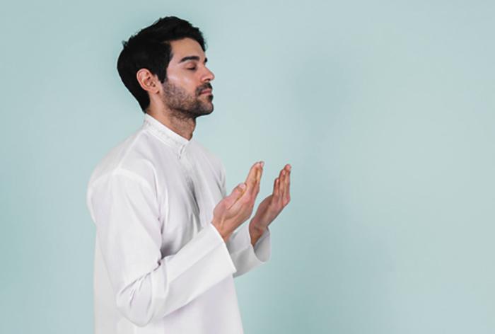 Верующий мусульманин