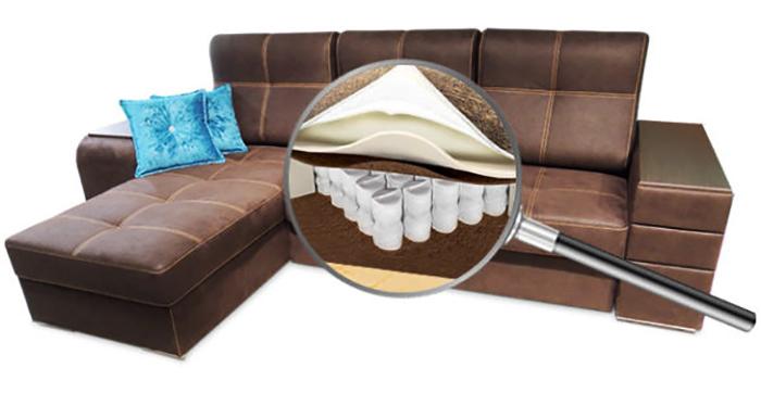 Наполнитель дивана