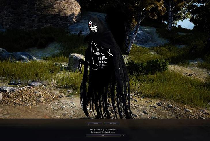 «Приключения Чёрного духа»