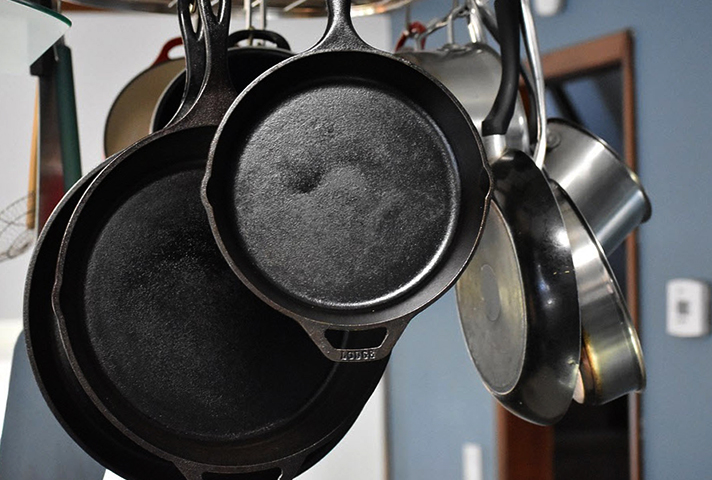 Виды сковородок