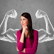 Как женщине стать уверенной в себе?