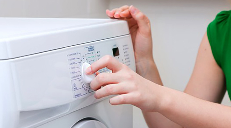 Использование стиральной машины