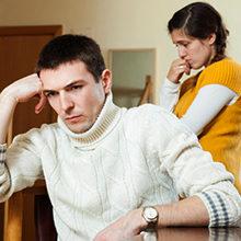 Что делать если муж решил жить отдельно?