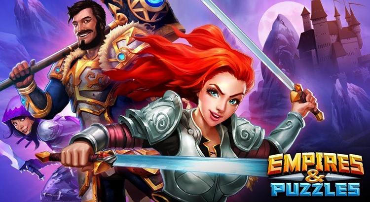 Игра Empires & Puzzles