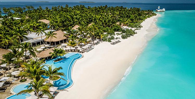 Красивые Мальдивы