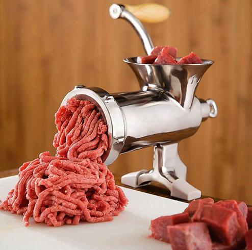 Механическая мясорубка