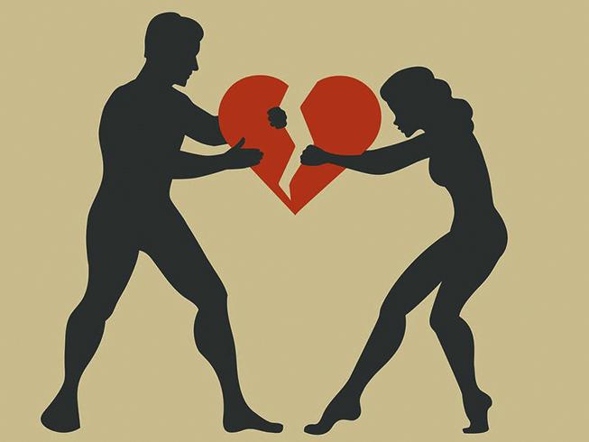 Муж, жена и сердце