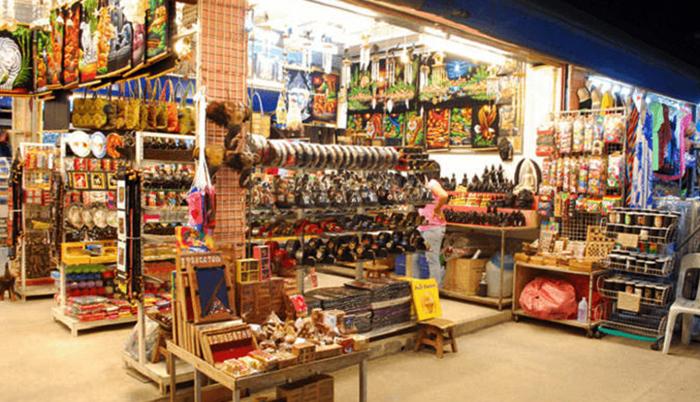 Сувенирный магазин на Пхукете