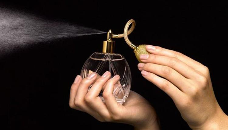 Тестирование парфюма