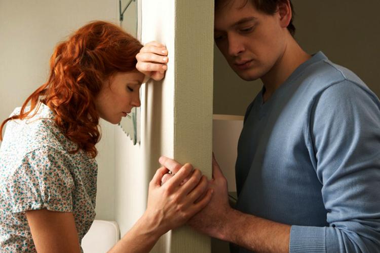 Муж и жена в разладе