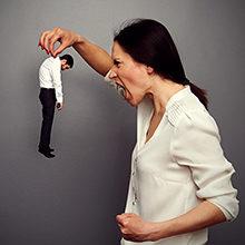 Как перестать контролировать мужчину?