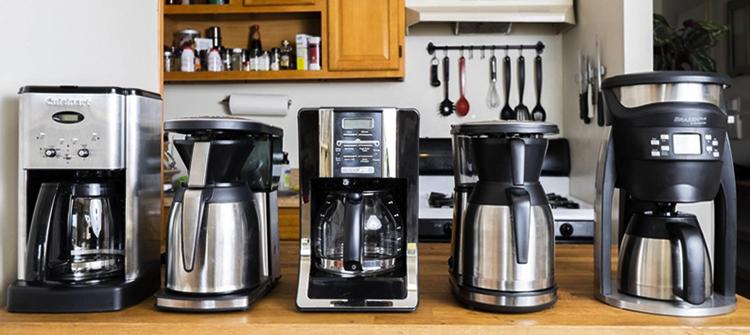 Разные кофеварки