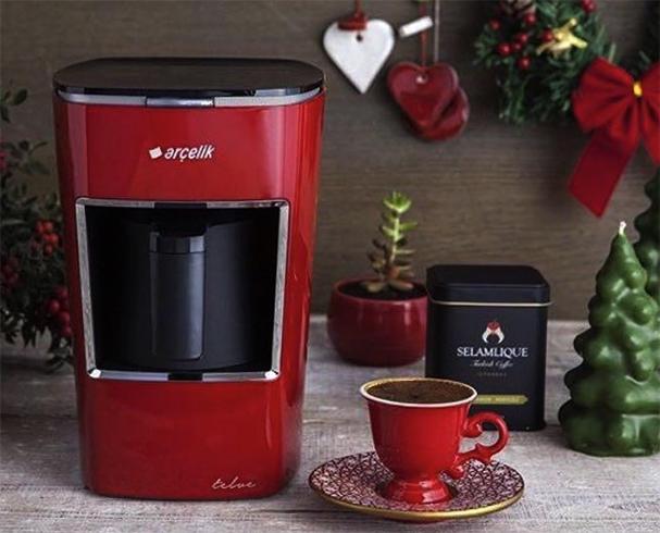 Турецкая кофеварка
