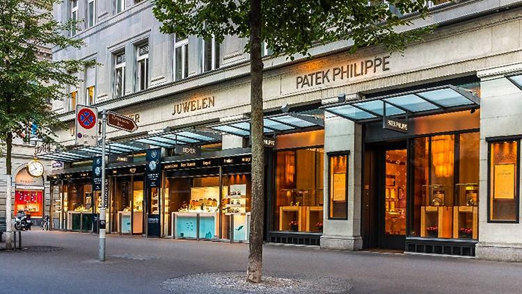 Магазины по продаже часов в Швейцарии