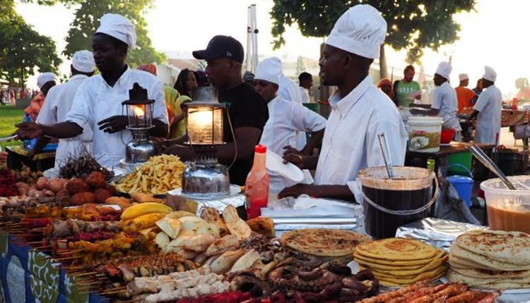 Еда в Занзибаре